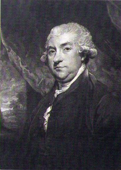 James Boswell after Sir Joshua Reynolds 1786