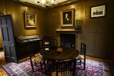 The Parlour in Dr Johnson's House