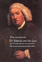 Cover of Dr Johnson and the Law